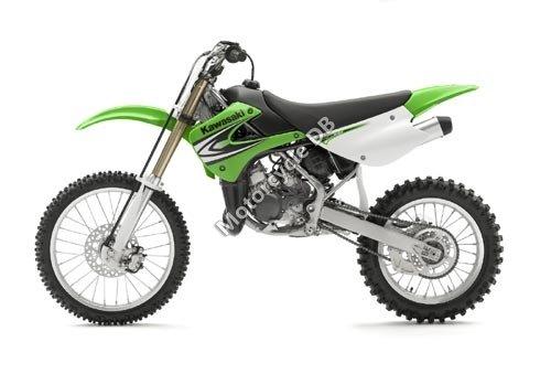 Kawasaki KX100 2008 5572