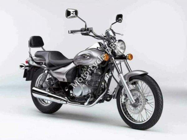 Kawasaki EL 252 Eliminator 2001 9989