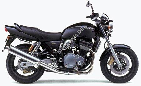 Suzuki GSX 1200 1999 17237