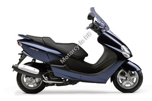 Yamaha Majesty 125 2008 6673