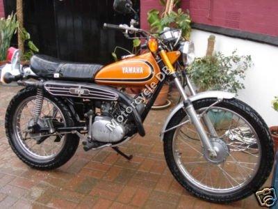 Yamaha DT 175 MX 1982 6860