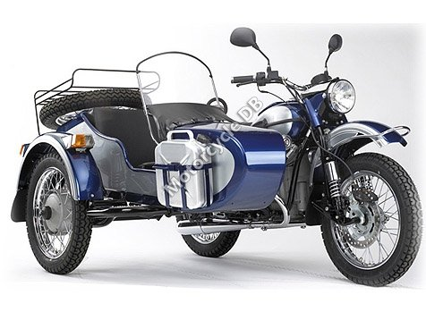 Ural Sportsman 750 2009 8780