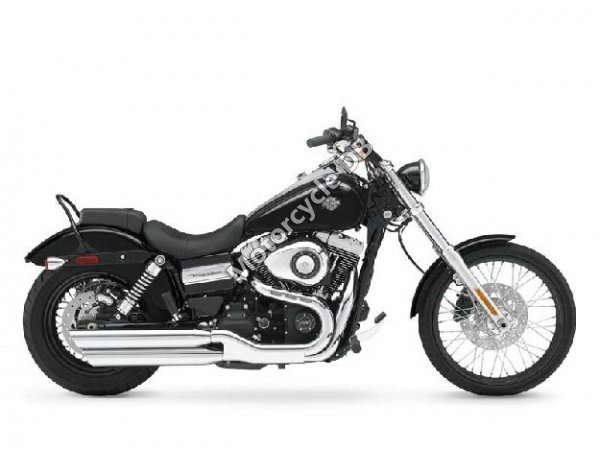 Harley-Davidson FXDWG Dyna Wide Glide 2012 22715 Thumb