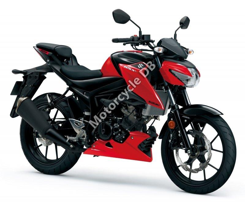Suzuki GSX-S125 2018 27605