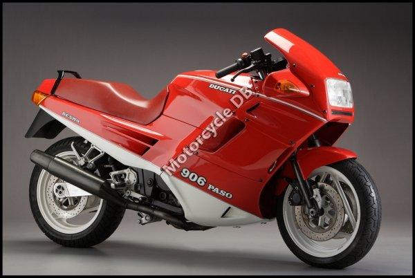 Ducati 750 Paso 1990 12854
