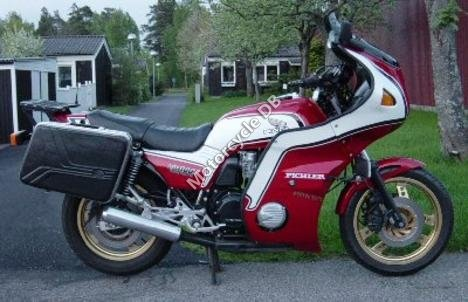 Honda GL 650 (reduced effect) 1984 19026