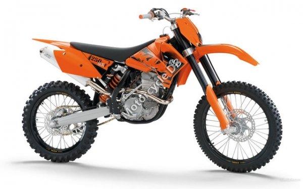 KTM 250 SX-F 2006 16907