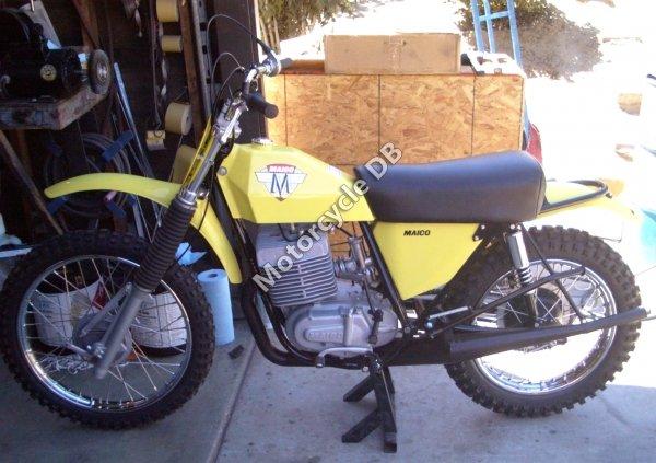 Maico GS 360 1991 22634