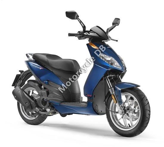 Aprilia SportCity One 50 2009 3320