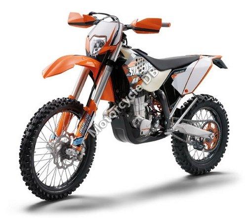 KTM 450 EXC SixDays 2009 1373