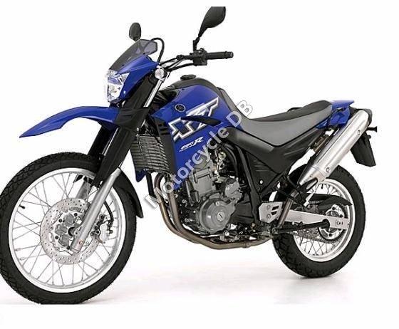 Yamaha XT660R 2009 8398