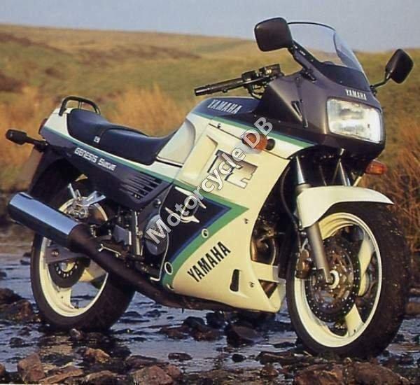 Yamaha FZ 750 Genesis 1987 11797