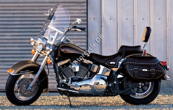 Harley-Davidson FLSTCI Heritage Softail Classic 2005 8511