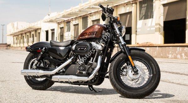 Harley-Davidson Sportster Forty-Eight Dark Custom 2014 23440