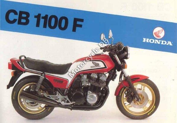 Honda CB 1100 F 1983 22724