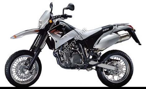 KTM 640 SuperMoto 2000 15554
