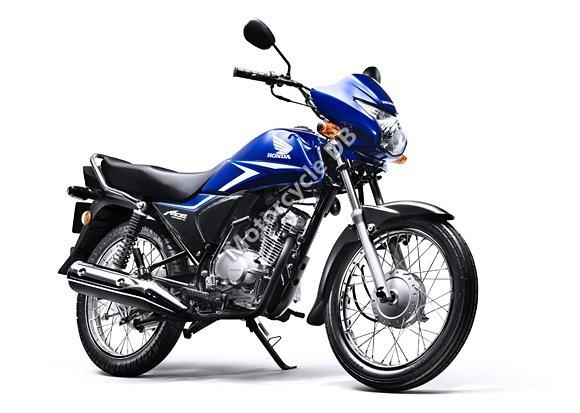 Honda CB125 CL 2014 23662