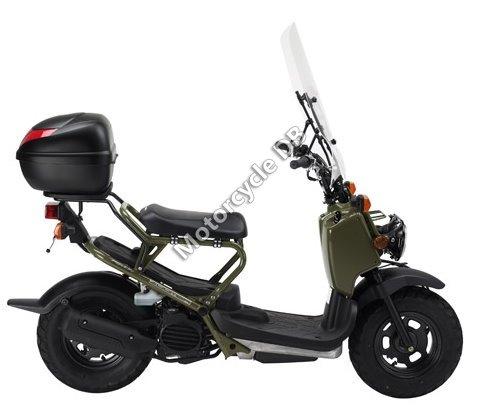 Honda Zoomer 2007 17051
