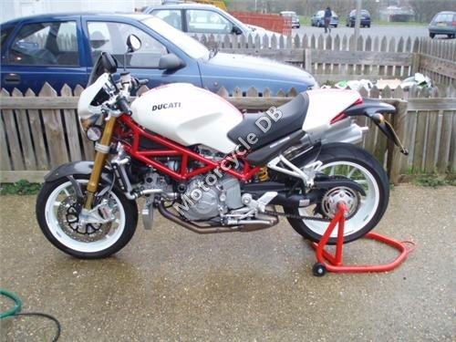 Ducati Monster S4R 2006 9192