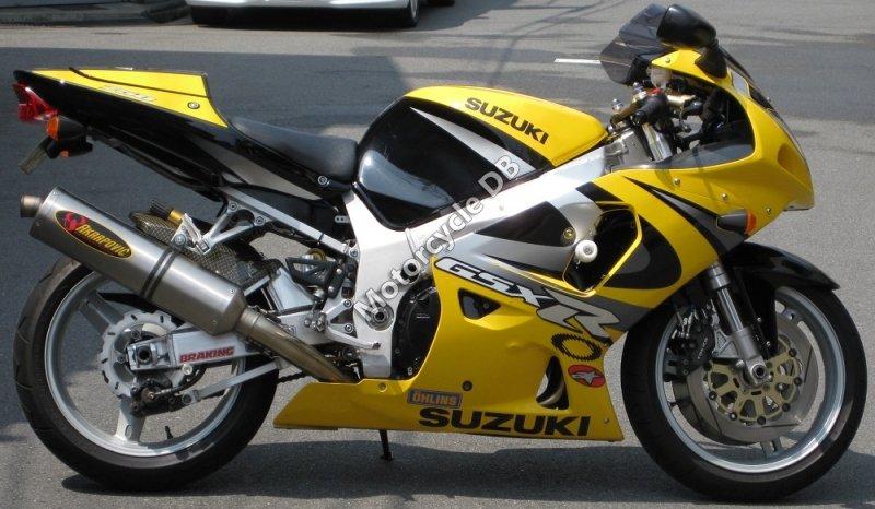 Suzuki GSX-R 750 2001 27725