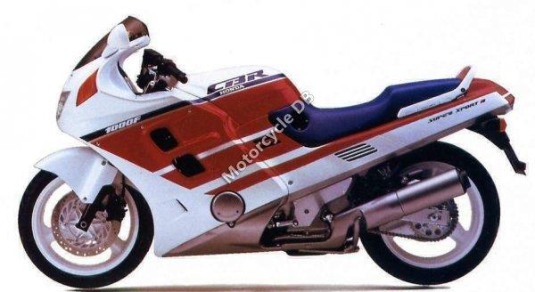 Honda CBR 1000 F 2000 13743