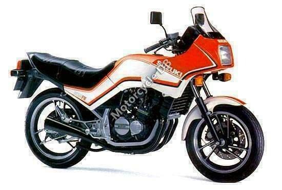 Suzuki GSX 250 E 1983 7544