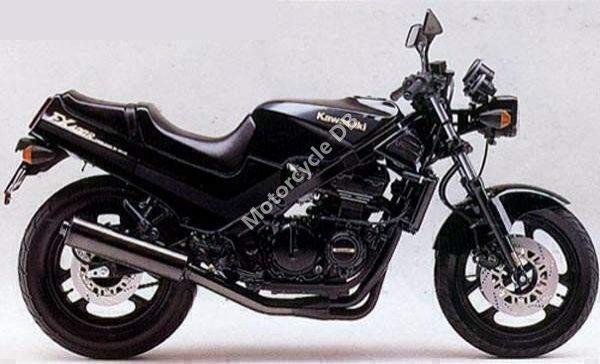 Kawasaki FX 400 R 1989 11978