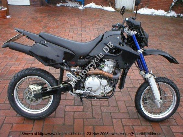 Kawasaki KLX 650 1994 9972