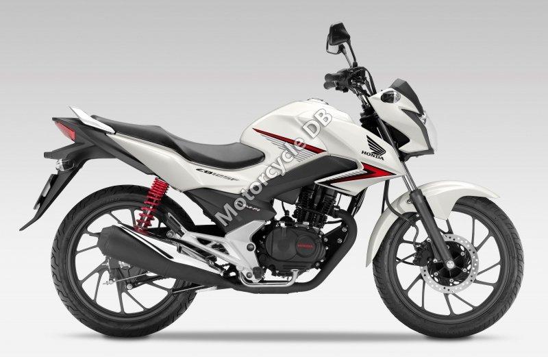Honda CBF125 2017 30545