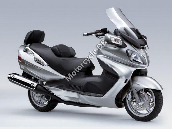 Suzuki Burgman 200 G 2010 16005