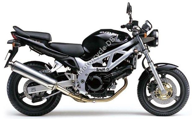 Suzuki SV 650 2001 27978