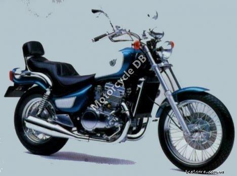 Kawasaki EN 500 (reduced effect) 1991 13486
