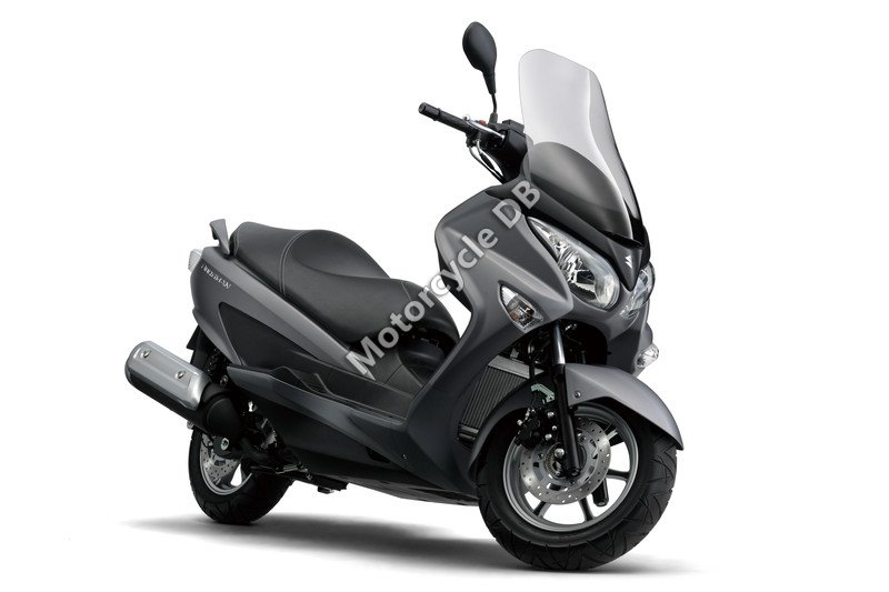 Suzuki Burgman 125 2018 28309