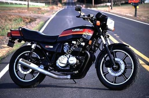 Kawasaki KZ 700-A1 1984 7278