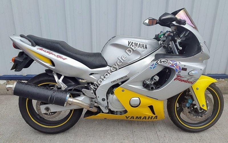 Yamaha YZF 600 R Thundercat 2002 25812