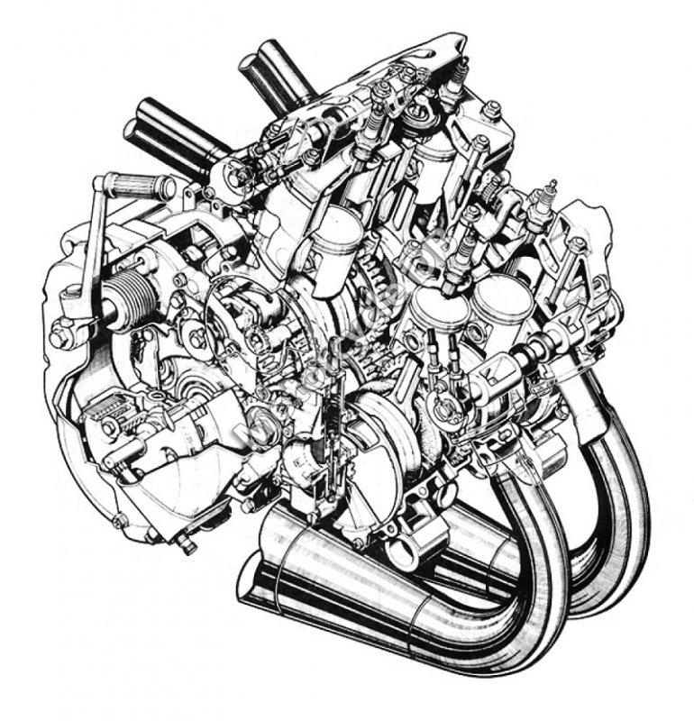 Suzuki RG 500 Gamma 1987 28196