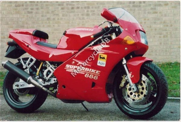 Ducati 888 Strada 1993 1193