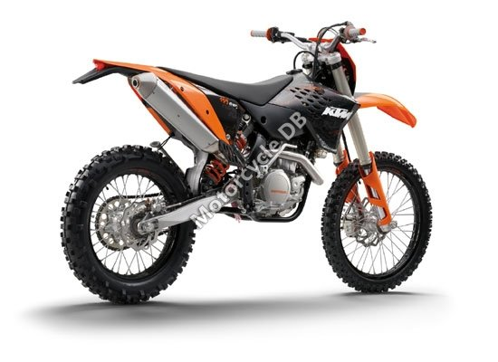 KTM 450 EXC 2009 3643