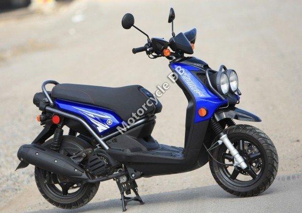 Yamaha Zuma 125 2011 8047