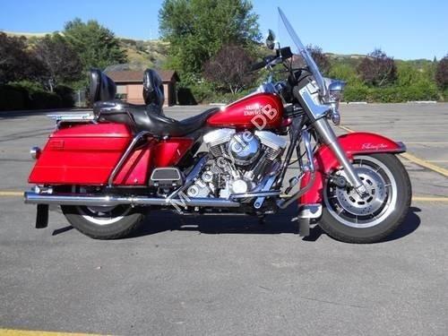 Harley-Davidson FLHS 1340 Electra Glide Sport 1991 17480
