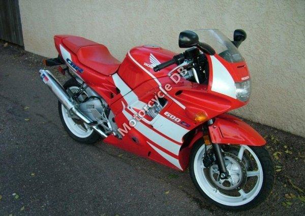 Honda CBR 600 F 1992 13033