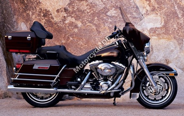 Harley-Davidson FLHC 1340 EIectra Glide Classic (with sidecar) 1982 9732