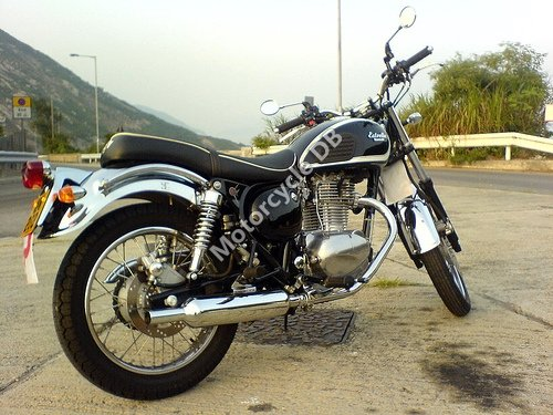 Kawasaki Estrella 1999 13340