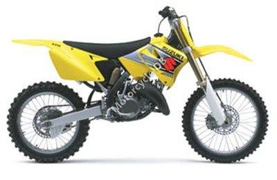 Suzuki RM 125 2002 6576