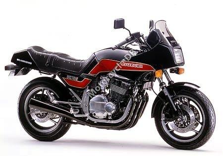 Suzuki GSX 750 ES 1985 12523