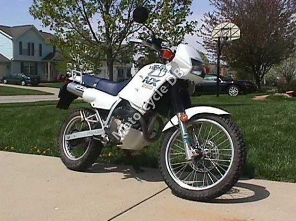 Honda NX 250 1988 9806