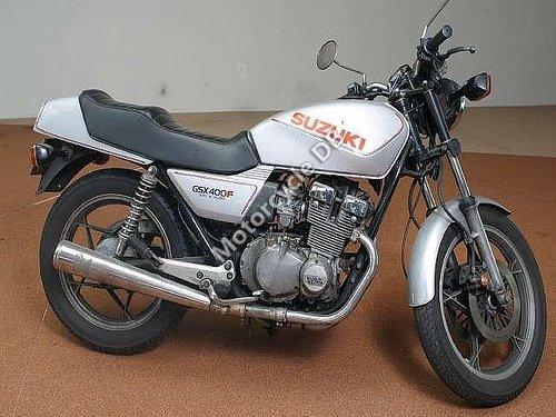 Suzuki GSX 400 1980 12965