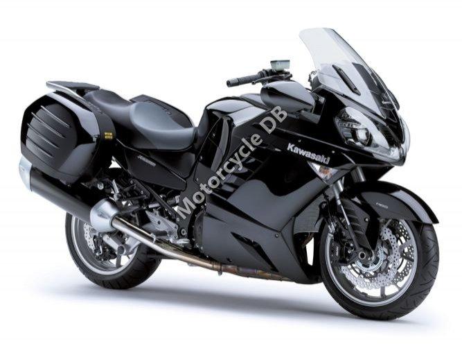 Kawasaki 1400 GTR 2008 29256