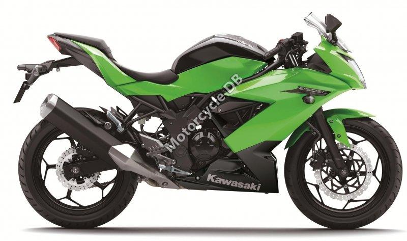 Kawasaki Ninja  250SL 2015 29006