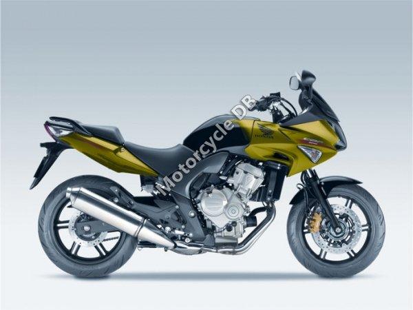 Honda CBF600S C-ABS 2010 10830